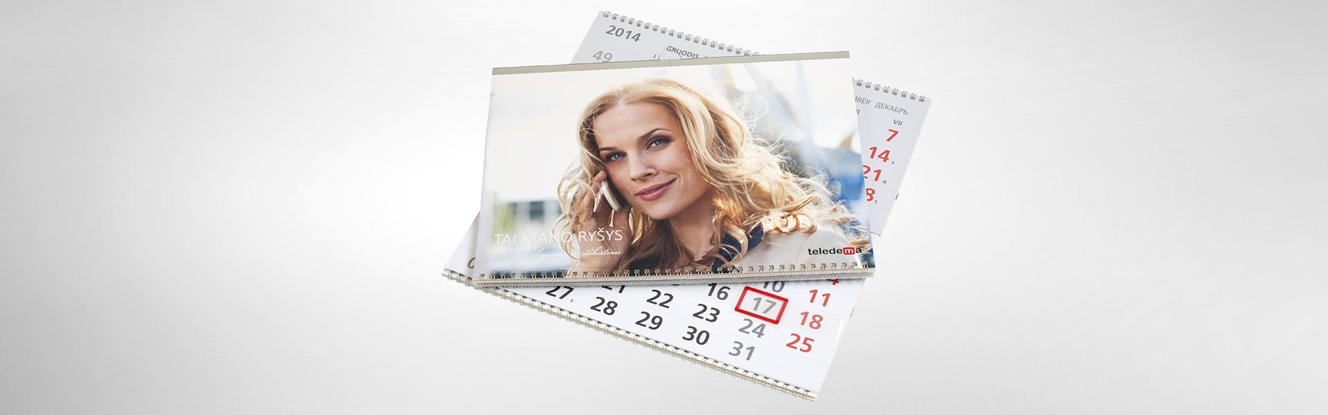 Tarptinklinis ryšys - kalendorius